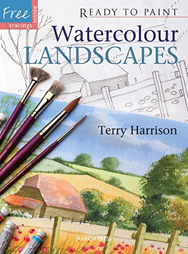 Watercolour Landscapes (Ready to Paint): Harrison, Terry