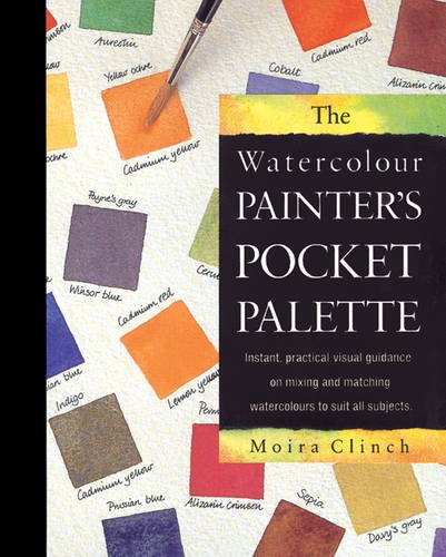 Watercolour Painter's Pocket Palette (1844482715) by Moira Clinch