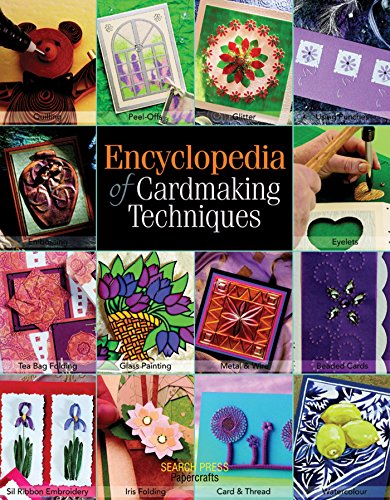 9781844482832: Encyclopedia of Cardmaking Techniques