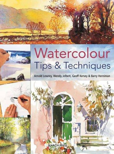 9781844483037: Watercolour Tips & Techniques (Watercolour Tips and Techniques)