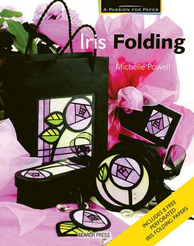 9781844483167: Iris Folding [With 8 Perforated Iris Folding Papers] (Passion for Paper)