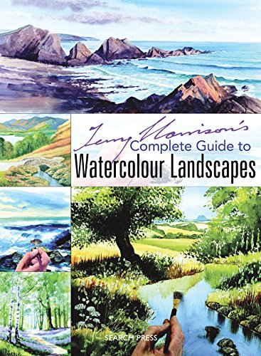 9781844483204: Terry Harrison's Complete Guide to Watercolour Landscapes