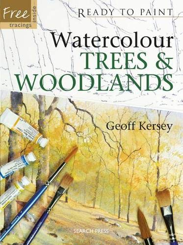 9781844483303: Watercolour Trees & Woodlands