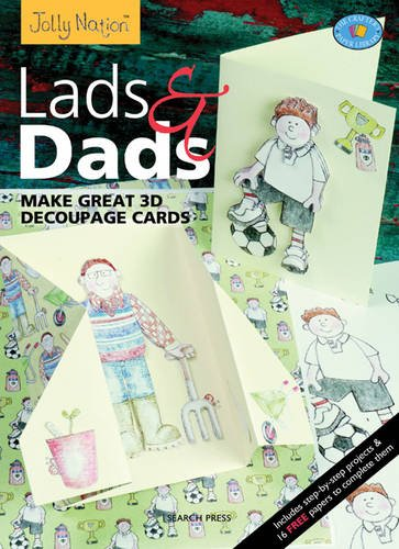 9781844483440: Jolly Nation: Lads and Dads: Make Great 3D Decoupage Cards