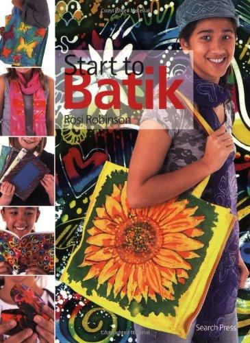 9781844483532: Start to Batik (Start to series)