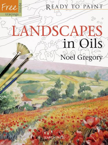 9781844483648: Landscapes in Oils (Ready to Paint)