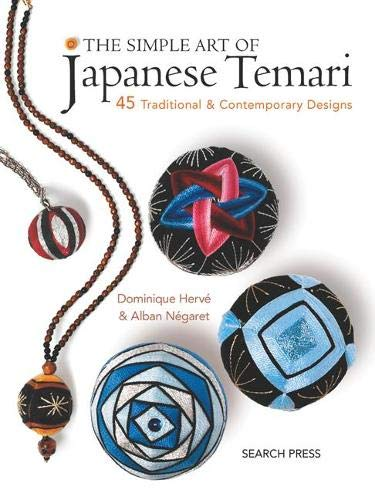 9781844483990: The Simple Art of Japanese Temari: 45 Traditional & Contemporary Designs
