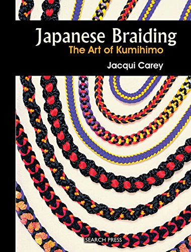 9781844484263: Japanese Braiding: The Art of Kumihimo (Beginner's Guide to Needlecrafts)