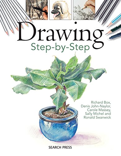 Drawing Step-by-step (Painting Step-by-Step): Richard Box; Denis Naylor; Carole Massey; Sally ...