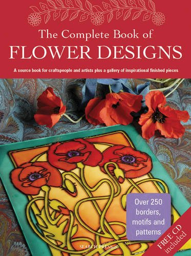 9781844484409: The Complete Book of Flower Designs (Design Source Book)