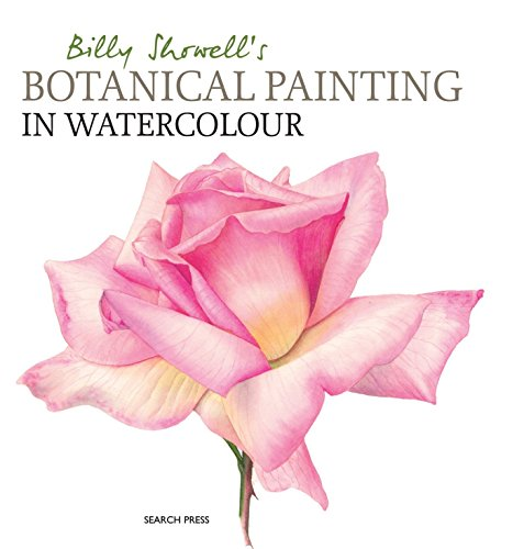 9781844484515: Billy Showell's Botanical Painting in Watercolour