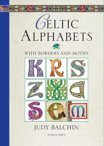 9781844484577: Celtic Alphabets: With Borders and Motifs