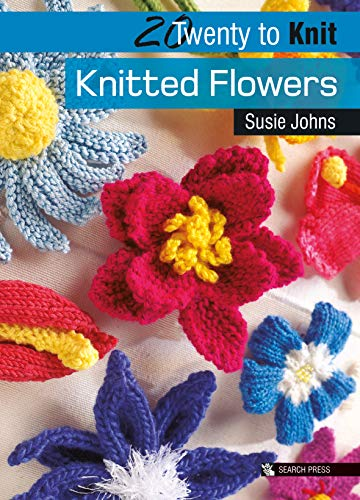 9781844484935: Knitted Flowers (Twenty to Make)
