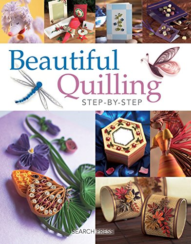 9781844485109: Beautiful Quilling Step-by-Step-