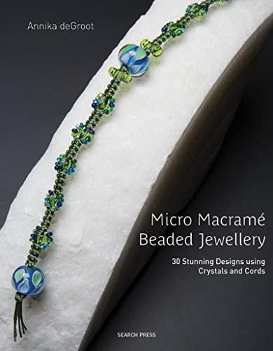 9781844485499: Micro Macrame Beaded Jewellery