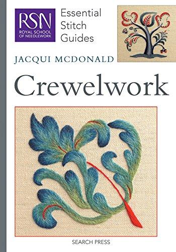 9781844485505: RSN ESG: Crewelwork: Essential Stitch Guides (Royal School of Needlework Essential Stitch Guides)