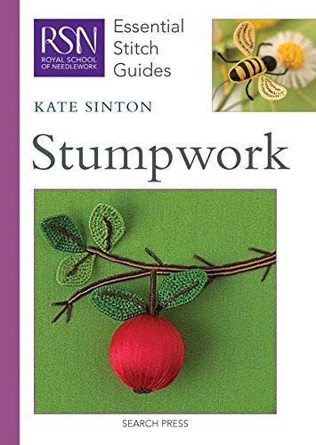 9781844485864: Rsn Esg: Stumpwork: Essential Stitch Guides (RSN Essential Stitch Guides)