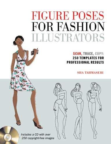 9781844486205: Figure Poses for Fashion Illustrators