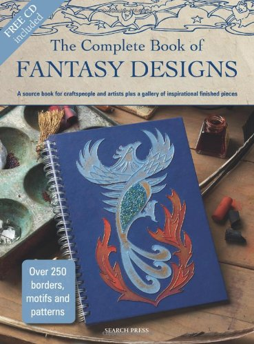 9781844486243: The Complete Book of Fantasy Designs (Design Source Books)