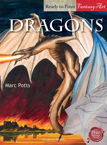 9781844486328: Dragons (Ready to Paint)