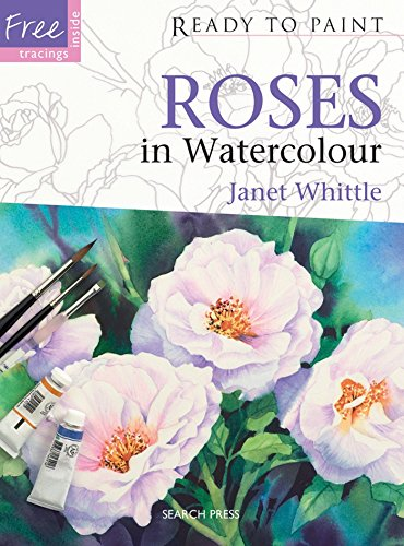 9781844486359: Roses in Watercolour (Ready to Paint)