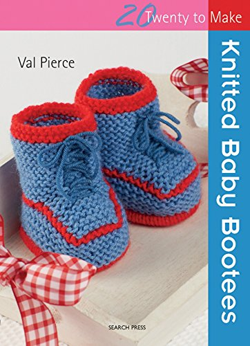 9781844486410: Knitted Baby Bootees (Twenty to Make)