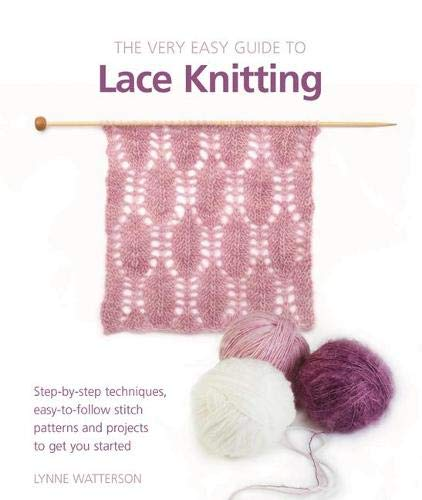 9781844486519: Very Easy Lace Knitting