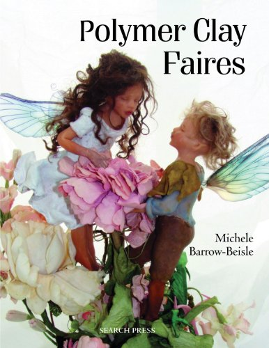 9781844486557: How to Make Polymer Clay Fairies