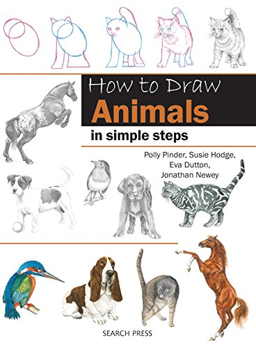 How to Draw Animals (How to Draw (Search Press)): Various