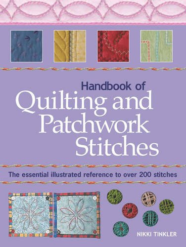 9781844486793: Handbook of Quilting and Patchwork Stitches