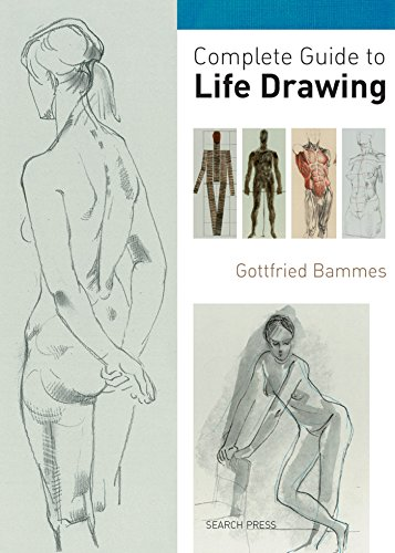 9781844486908: Complete Guide to Life Drawing