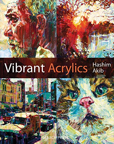 9781844486977: Vibrant Acrylics: A contemporary guide to capturing life with colour and vitality
