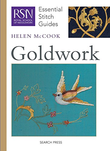 9781844487028: Goldwork (Essential Stitch Guides)