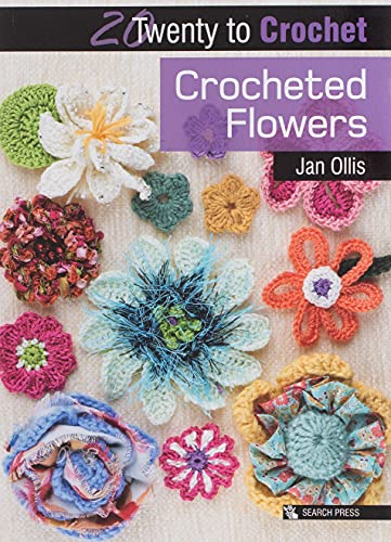 9781844487066: Search Press Books-20 To Make - Crocheted Flowers (Twenty to Make)