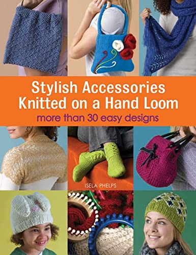 9781844487127: Stylish Accessories: Knitted on a Hand Loom