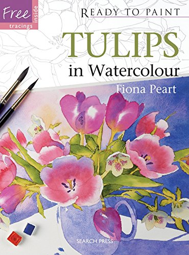 9781844487233: Tulips in Watercolour (Ready to Paint the Masters)