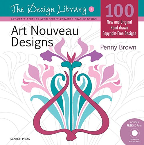 9781844487264: Design Library: Art Nouveau