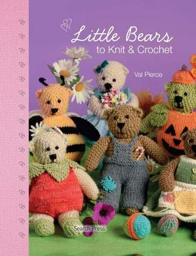 9781844487561: Little Bears to Knit & Crochet