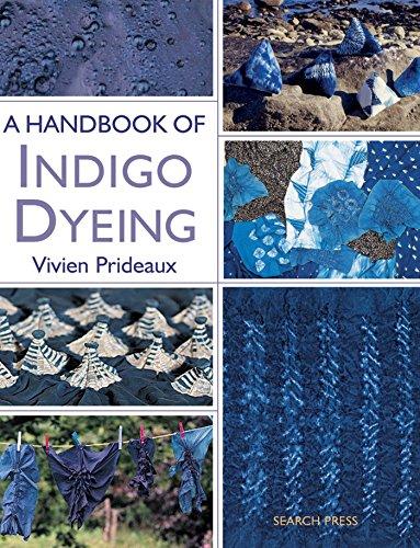 9781844487677: A Handbook of Indigo Dyeing: Re-Issue