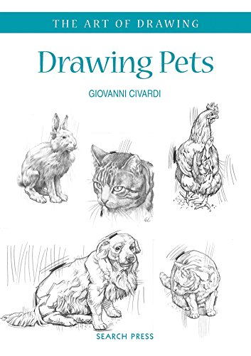9781844487844: Art of Drawing: Drawing Pets: Dogs, Cats, Horses and Other Animals