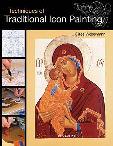 9781844487943: Techniques of Traditional Icon Painting
