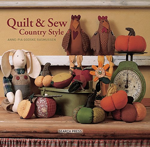 9781844488018: Quilt & Sew Country Style