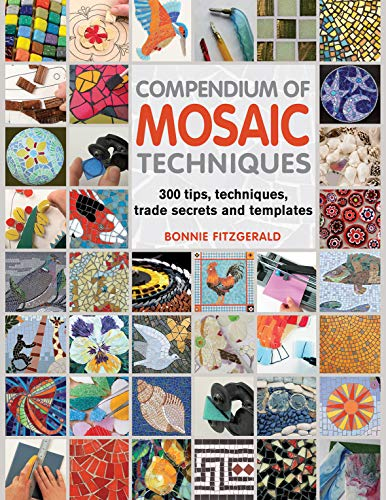 9781844488049: Compendium of Mosaic Techniques: 200 Tips, Techniques, Trade Secrets and Templates