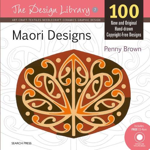 9781844488421: Maori Designs (Design Library)