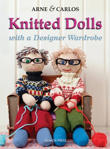 9781844488506: Knitted Dolls: Handmade Toys with a Designer Wardrobe, Knitting Fun for the Child in All of Us