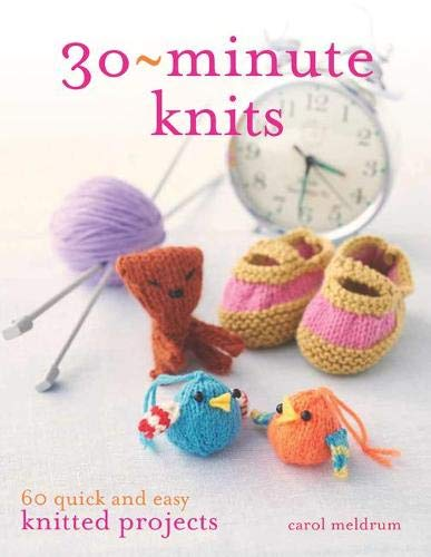 9781844488773: 30 Minute Knits: 60 Quick and Easy Knitted Projects