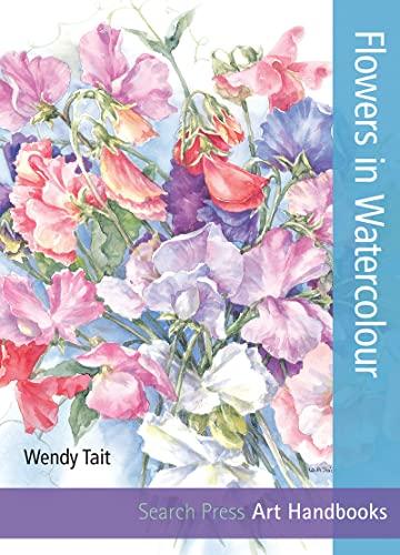 9781844488889: Flowers in Watercolour