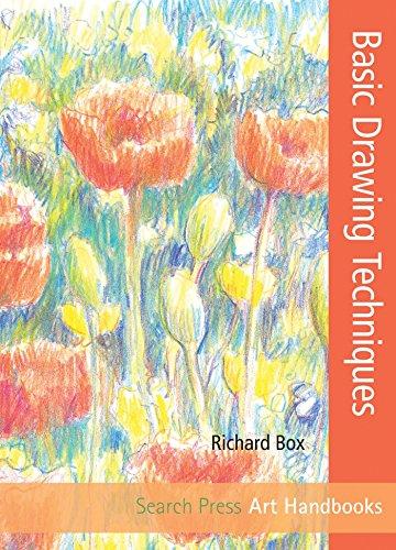 Basic Drawing Techniques (Art Handbooks): Box, Richard