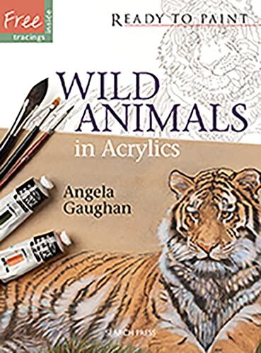 9781844488933: Wild Animals in Acrylics