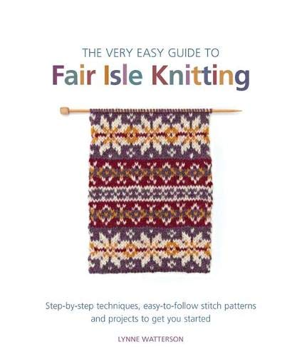 9781844488964: Very Easy Guide to Fair Isle Knitting